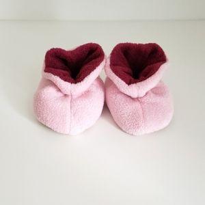 Fleece Slippers Size 3/4